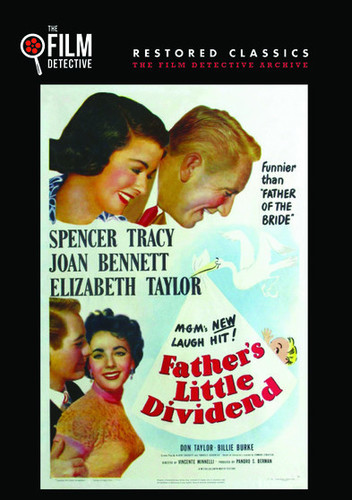 Father's Little Dividend (The Film Detective Restored Version)