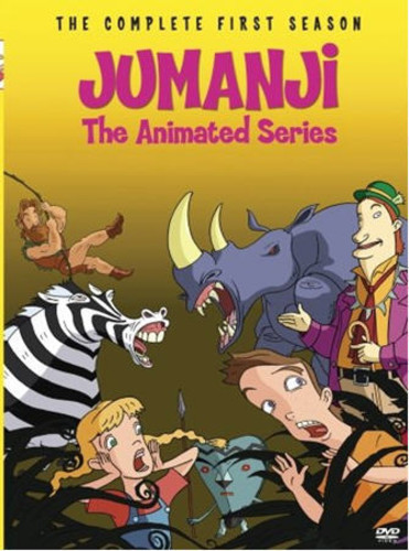 Jumanji: Animated Series - The Complete First Season
