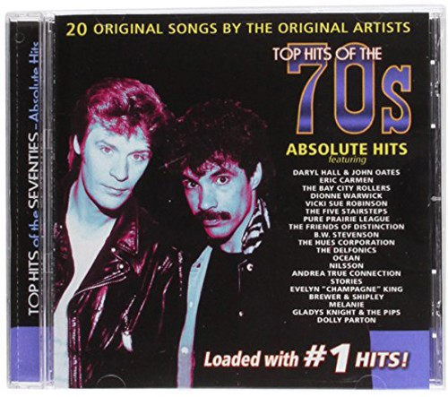 Top Hits of the 70's: Absolute Hits /  Various