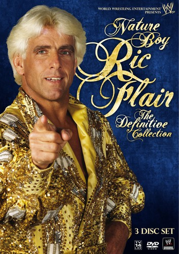 WWE: Nature Boy Ric Flair - the Definitive Coll