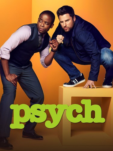 Psych: The Complete Eighth Season