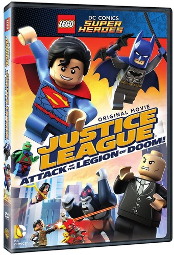 Lego DC Super Heroes: Justice League: Attack of