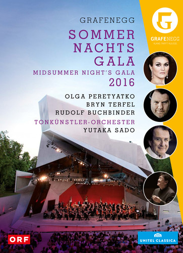 Midsummer Night Gala 2016 from Grafenegg