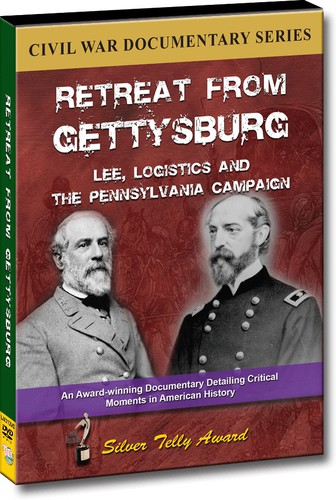Retreat from Gettysburg: Lee Logistics
