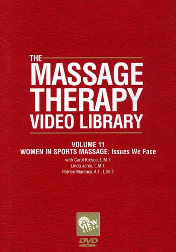 Massage Therapy - Women in Sports Massage 11