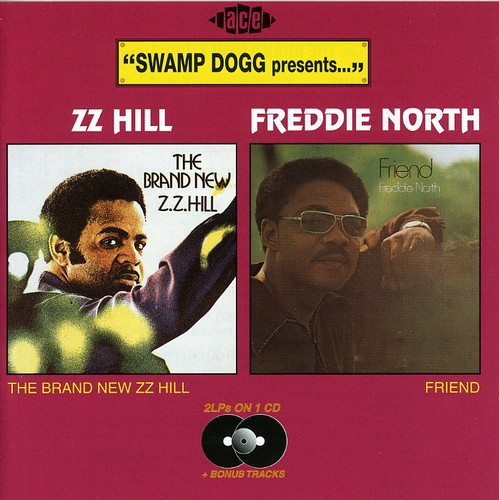 Brand New ZZ Hill /  Friend [Import]