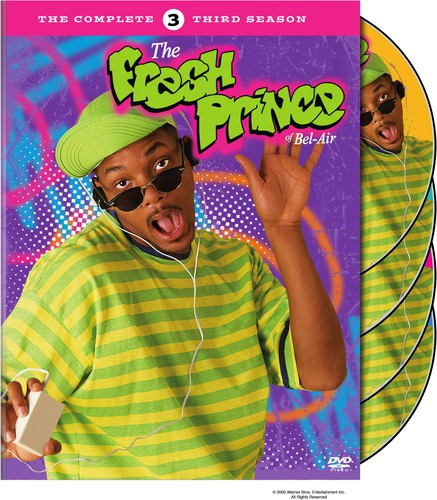 Fresh Prince of Bel Air: The Complete Third Season
