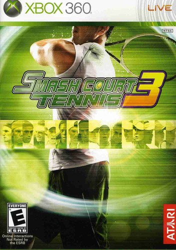 Smash Court Tennis 3 for Xbox 360