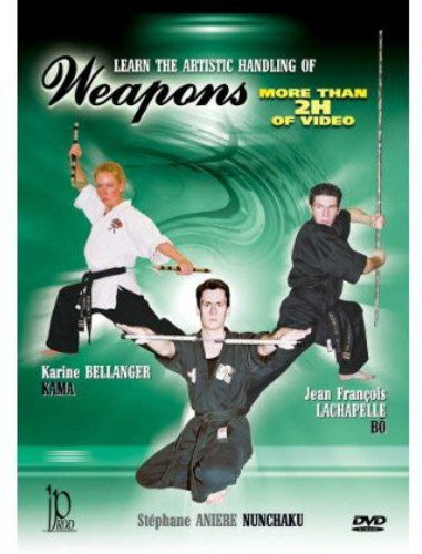 Weapons of Budo 1