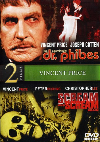 Dr Phibes /  Scream & Scream Again