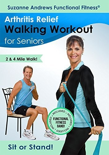 Suzanne Andrews: Arthritis Relief Walking Workout