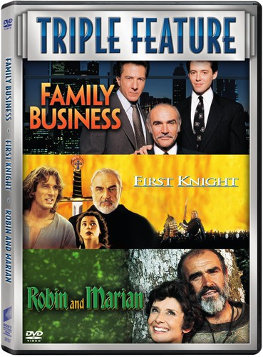 Family Business & First Knight & Robin Marian