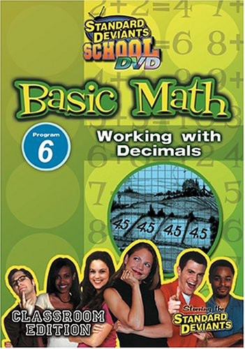 Basic Math Module 6: Working with Decimals