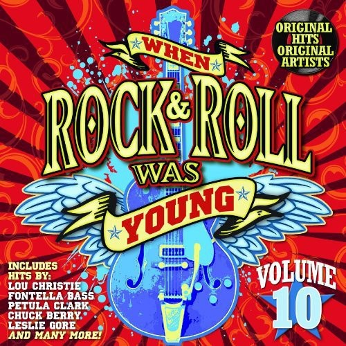 When Rock & Roll Was Young 10 /  Various