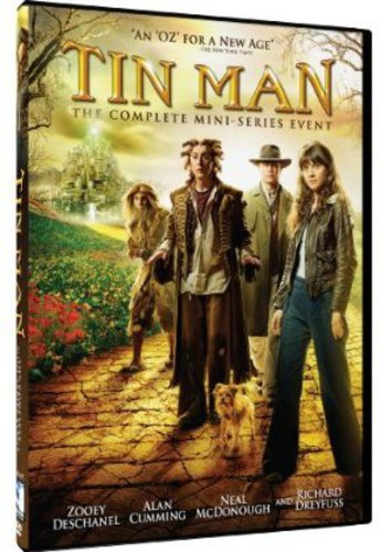 Tin Man: Mini-Series Event