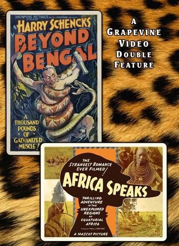 Africa Speaks 1930 /  Beyond Bengal (1934)