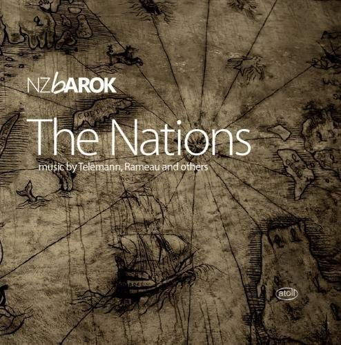Nations: Music By Telemann Rameau & Others