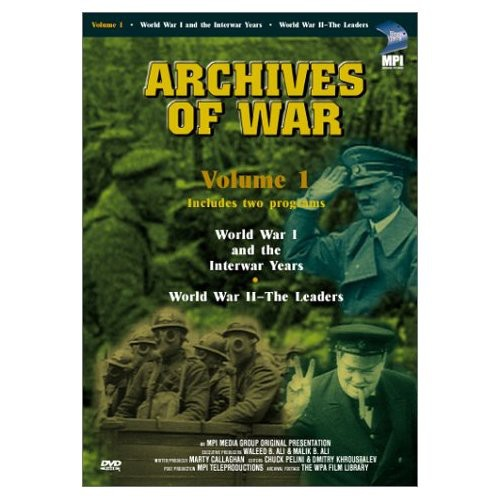 Archives of War 1: World War I & Interwar