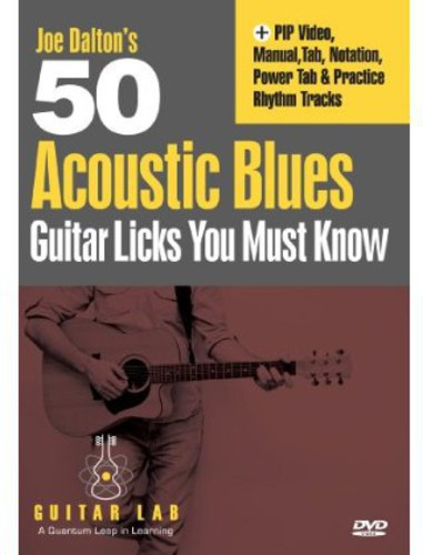 50 Acoustic Blues Licks You Must Know