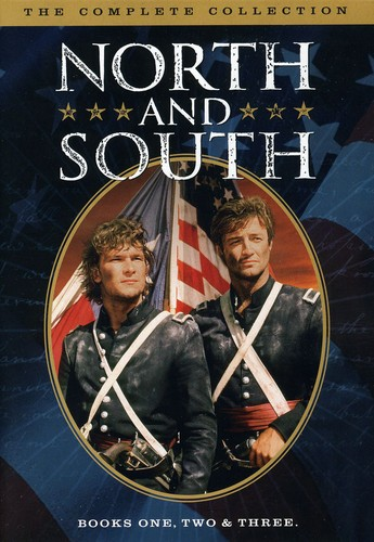 North and South: The Complete Collection (Books One, Two & Three)