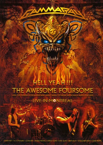 Hell Yeah: Awesome Foursome