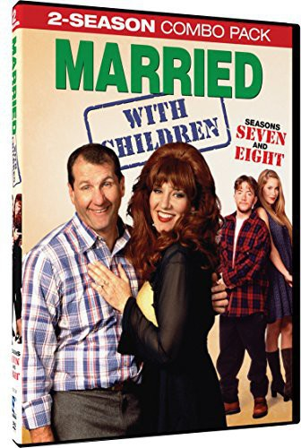Married with Children: Seasons 7 & 8