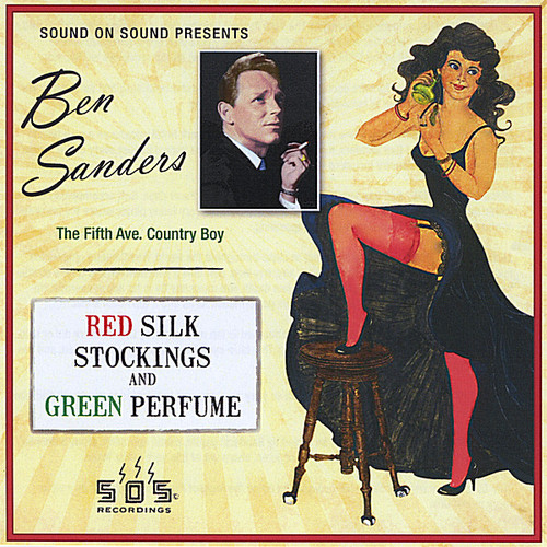 Red Silk Stockings & Green Perfume