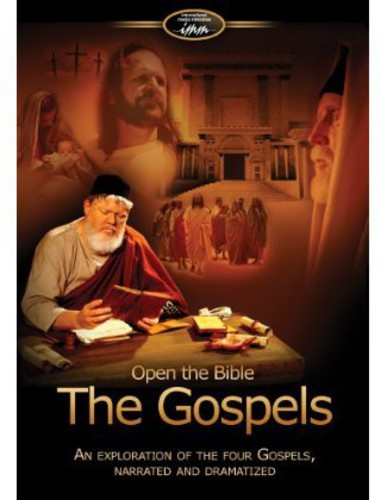 Gospels Open the Bible Series