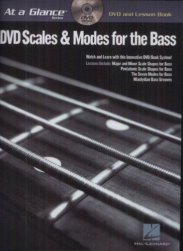 Scales & Modes for Bass