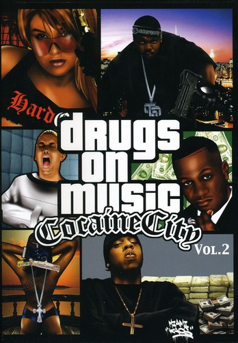Drugs on Music: Cocaine City 2