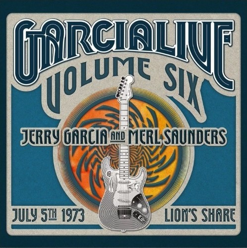 Garcialive, Vol. 6: July 5, 1973 Lion's Share