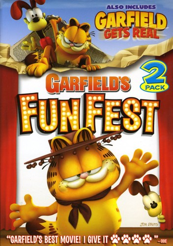 Garfields Fun Fest /  Garfield Gets Real