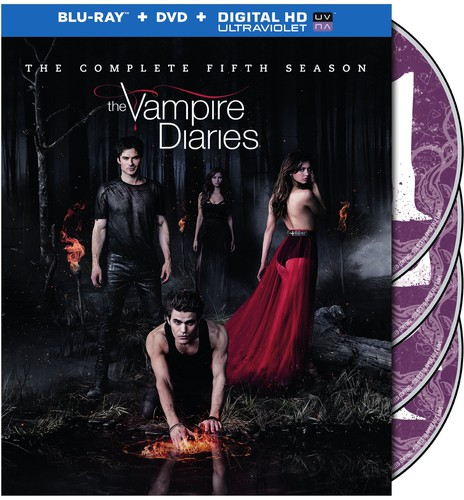 Vampire Diaries: The Complete Fifth Season