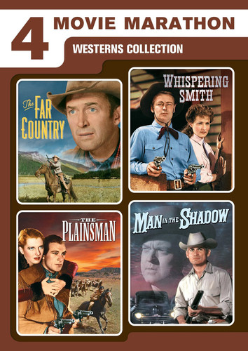4-Movie Marathon: Westerns Collection