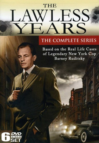 Lawless Years: The Complete Series