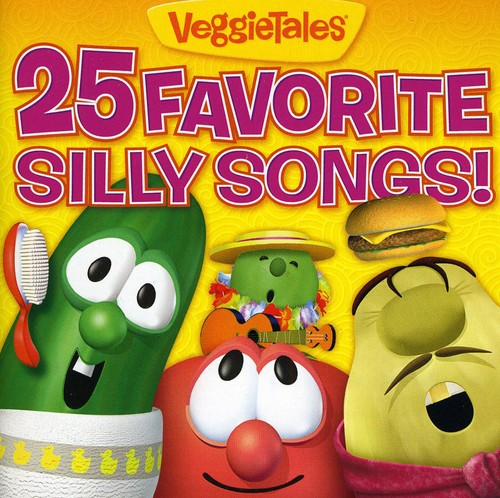 25 Favorite Silly Songs