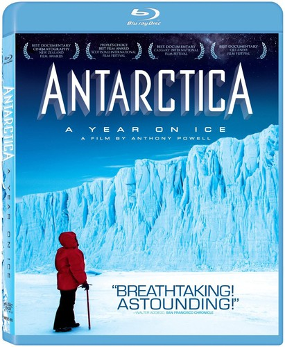 Antarctica: A Year on Ice