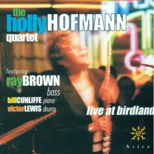 Hofmann, Holly : Live at Birdland