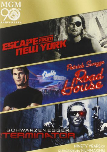 Escape from New York /  Road House /  Terminator