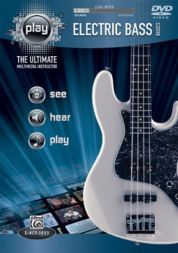 Alfred's Play Series Electric Bass Basics