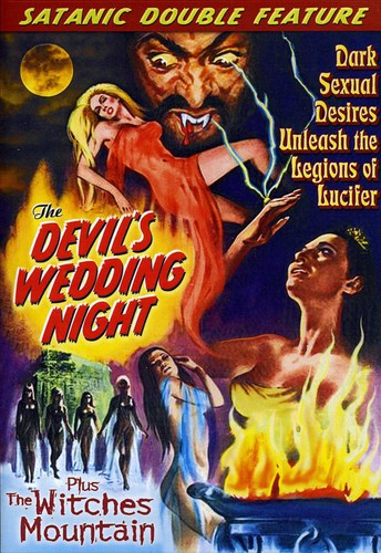 Devil's Wedding Night (1973)/ Witches Mountain (197