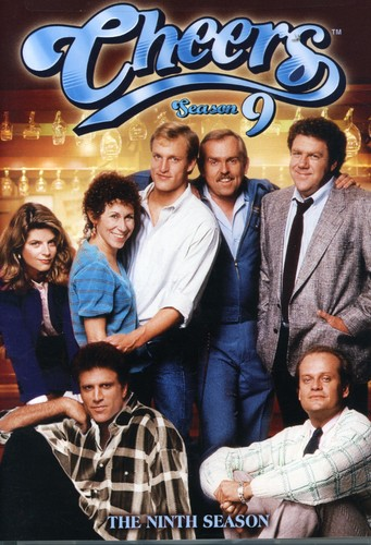 Cheers: The Complete Ninth Season