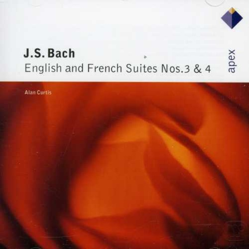 Bach J.S: English & French Suites Nos 3 & 4