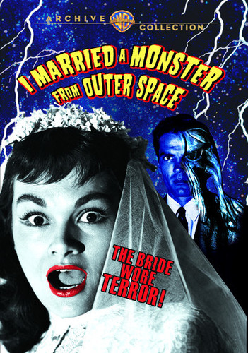 Married a Monster from Outer Space