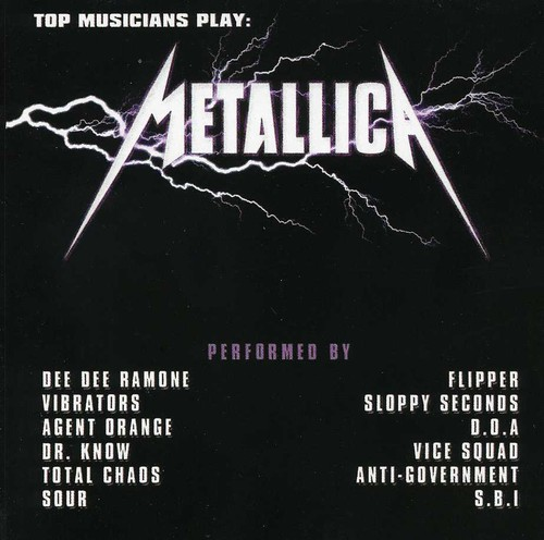 Metallica As Performed By /  Various