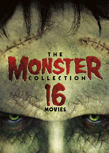 Monster Collection - 16 Movies