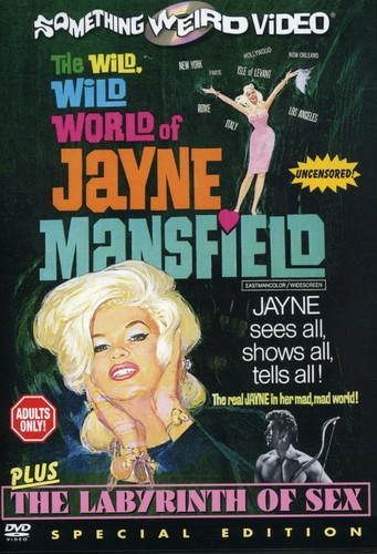 Wild Wild World of Jayne Mansfield & Labyrinth of