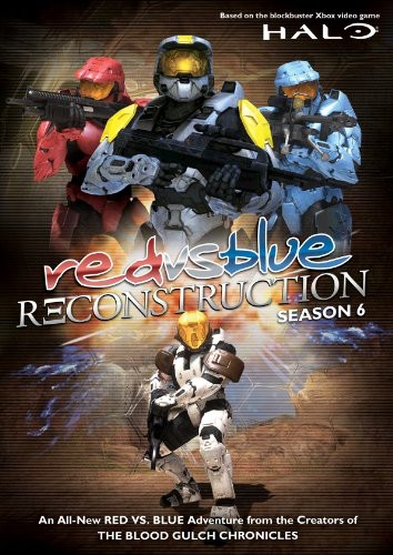 Red Vs Blue Season 6: Reconstruction