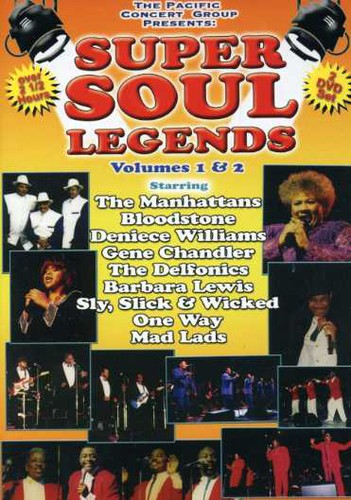 Super Soul Legends /  Various