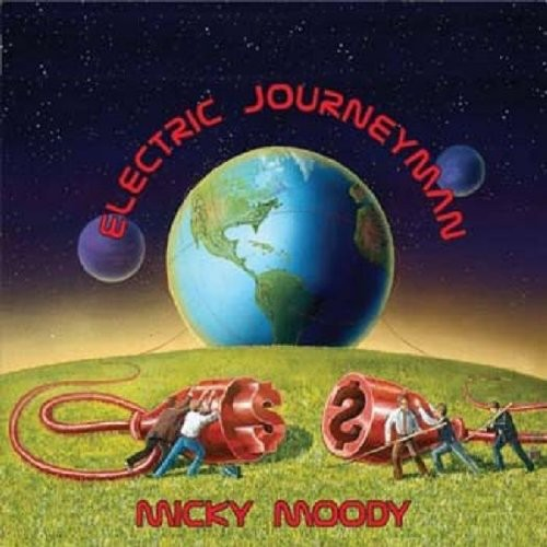 Moody, Micky : Electric Journeyman